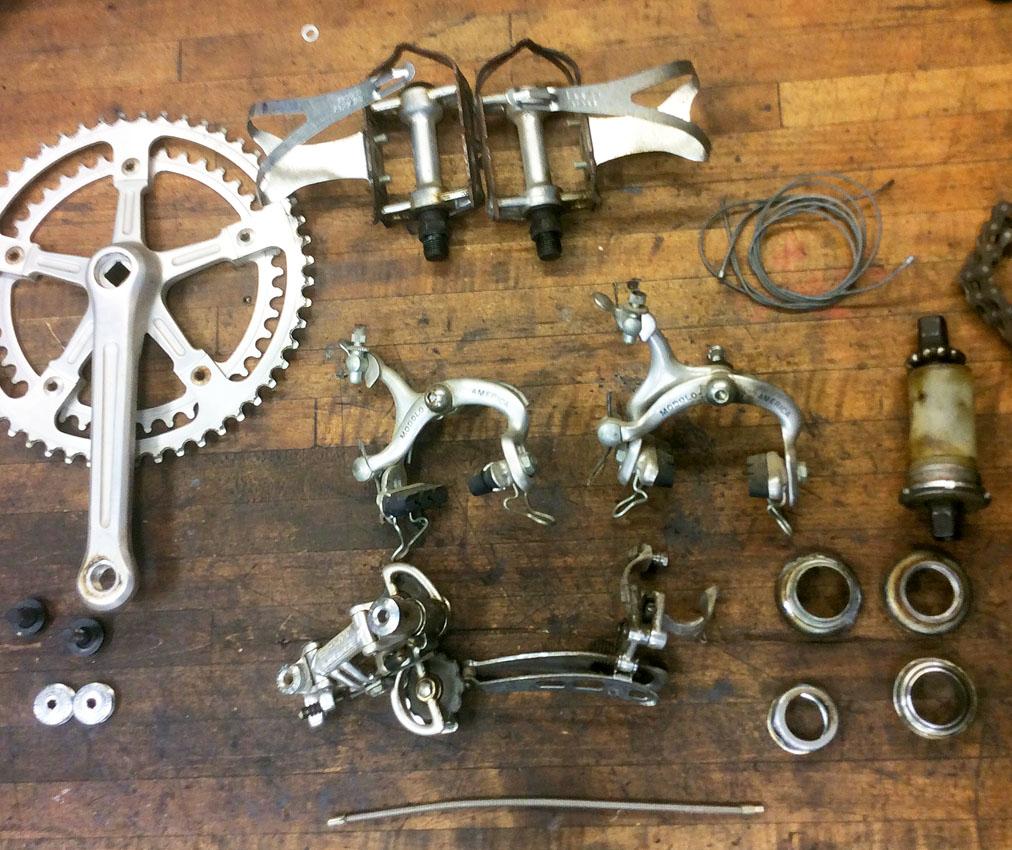 Bianchi parts