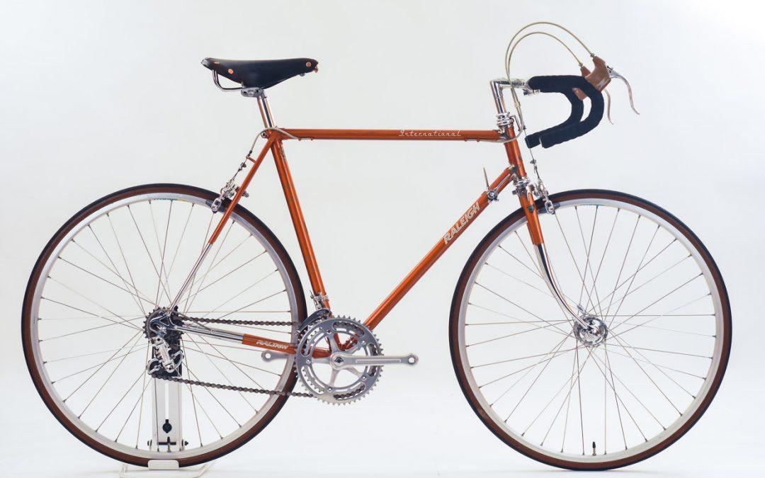 58 cm Raleigh International
